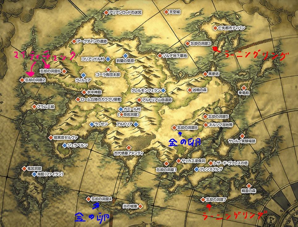 VP-map